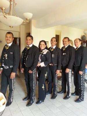mariachi mi nuevo mexico, grupo musical rancheros caracas