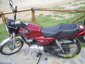 moto ax 100 suzuki negociable caracas usado 2009