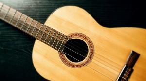 clases particulares de guitarra para principiantes o nivel inicial.