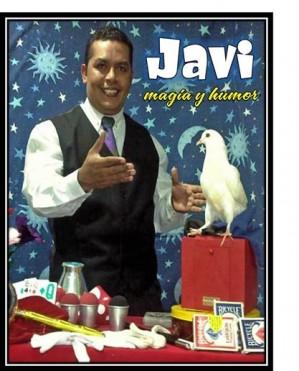 show de magia para fiestas con el mago javi