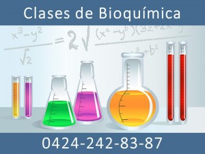 clases de bioquÍmica para estudiantes de medicina