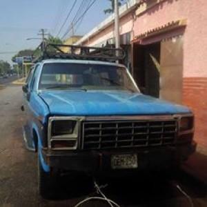 vendo camioneta   ford   cara dura