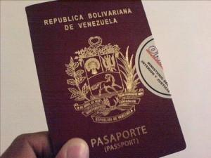 citas para obtener pasaporte 150 bs f