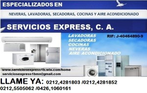 servicio técnico especializado en linea blanca lavadora, cocina neveas