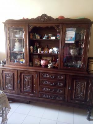 venta de muebles coloniales en buen estado