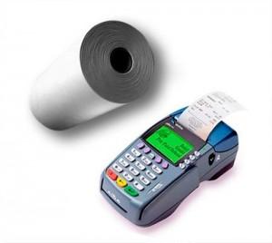 rollos de papel para puntos de venta 57 x 40 mm