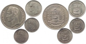 2500bs por kilo monedas de niquel anteriores a 1988