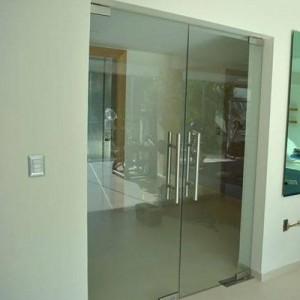 reparacion y mantenimiento de puertas de vidrio templex frenos