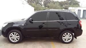 chery tiggo black 2015 totalmente financiada! 72 meses para pagar