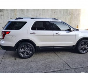 ford explorer 2015 totalmente financiada ultimos cupos del aÑo!