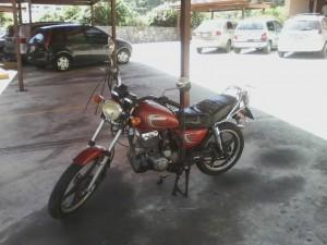 se vende moto owen 150 en 500.000 bf