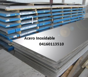 acero inoxidable laminas pletinas barras tubos 04160113510