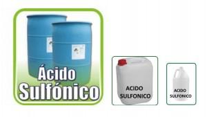 acido sulfonico, genapol pasta, cera emulsionada al 20%