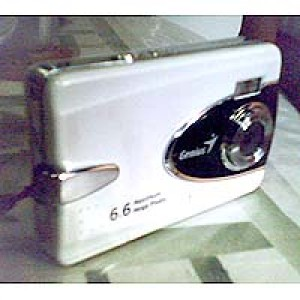 camara digital fotografica 6.6 megapixel