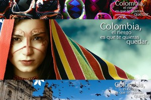 tour por colombia...