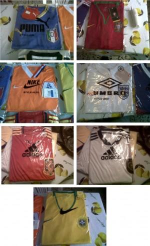 remate camisas mundial!!!!!