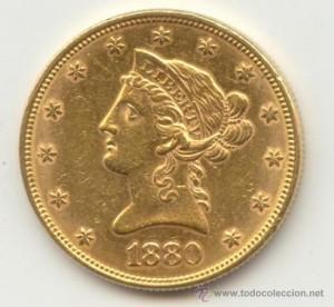 monedas de oro y plata compro no importa fecha.