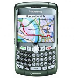 blackberry curve 8310 con gps nuevo desbloqueado con 3 meses de garantia!
