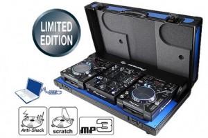 2x limited edition cdj-400-k turntables  1 limite