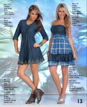 ropa colombiana ryocco. blusas, vestidos, jeans y mas