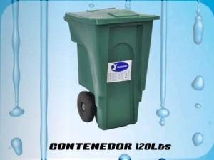 contenedores para basura ecológicos