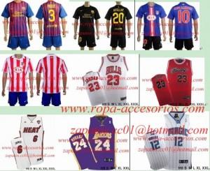 jerseys al por mayor de fútbol y baloncesto