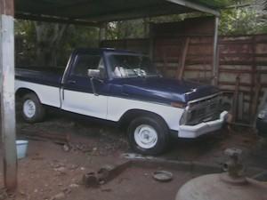 vendo camioneta ford pickup a�o 1979