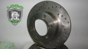 discos de frenos perforados toyota 4runner / fj cruiser a�o 2003 al 20