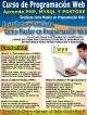 Curso de programaci�n web, hazte un experto en php, mysql y postgre