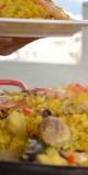 Servicio de paella a domicilio a partir de 6 persona entregada gratis