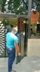 Reparacion mantenimiento puertas vidrio caracas venezuela 02123136778