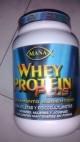 Proteinas merengadas, aumento de masa muscular, mantenimiento