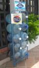 Se vende estante para botellas 20 lts para negocios