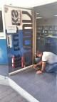 Reparacion mantenimiento puertas vidrio bancaria tecnicos caracas