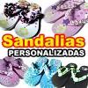 VENDO SANDALIAS FULL CREATIVAS Y PERSONALIZADAS
