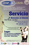 Curso de SERVICIO Y ATENCION AL CLIENTE