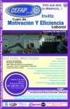 Curso de MOTIVACIÓN y EFICIENCIA LABORAL.