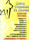 SERVICIO VETERINARIO A DOMICILIO VETERINARIA DR COLOMBO
