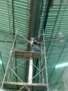 Instalacion de sistemas de deteccion de incendio. Tecnico especializado