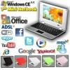 Minilaptop Epc 7 Con Wifi Windows Office Entrega Inmediata
