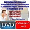 Ula prueba psicologica y especifica cursos preparatorios en dvd