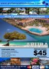 VACACIONES EN ARUBA - CASAS Y DEPARTAMENTOS