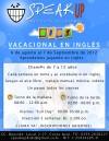 Plan vacacional para niños en ingles Speak Up Kids 2012