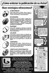 RECEPTORÍA DE AVISOS BACO PUBLICIDAD C.A.