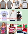 camisetas al por mayor de marca Polo, A&F, Hollister
