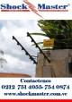 Shock master sistemas de seguridad y cercos eléctricos