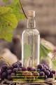 Pisco acholado, mosto y mas grapes brandy liqueur